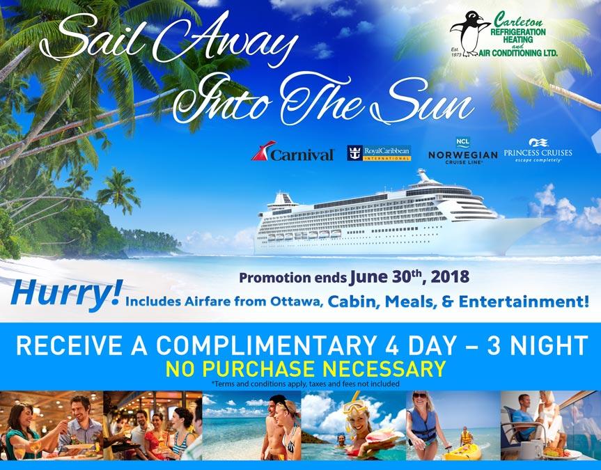 Carleton Refrigeration Cruise