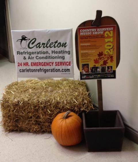 Fall 2012 Country Harvest Music Show