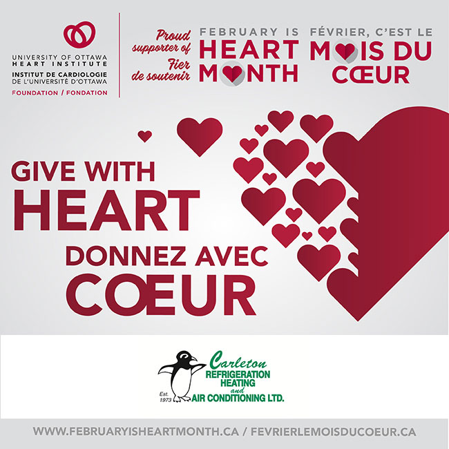 Supporting The Ottawa Heart Institute 2018
