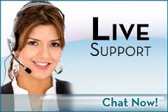 Online Chat Launched!