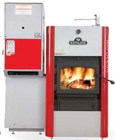 Wood Amp Propane Combo Carleton Refrigeration